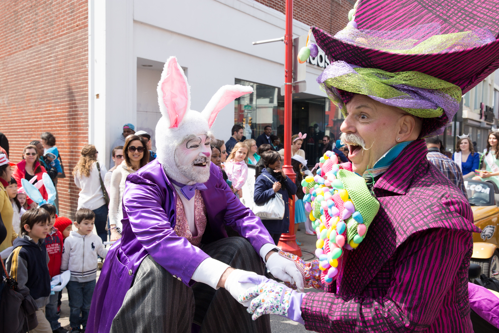 easter promenade, south street, easter parade, philadelphia, easter, brunch