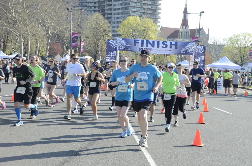 Earth Day, Philadelphia, Clean Air Council, Run for Clean Air
