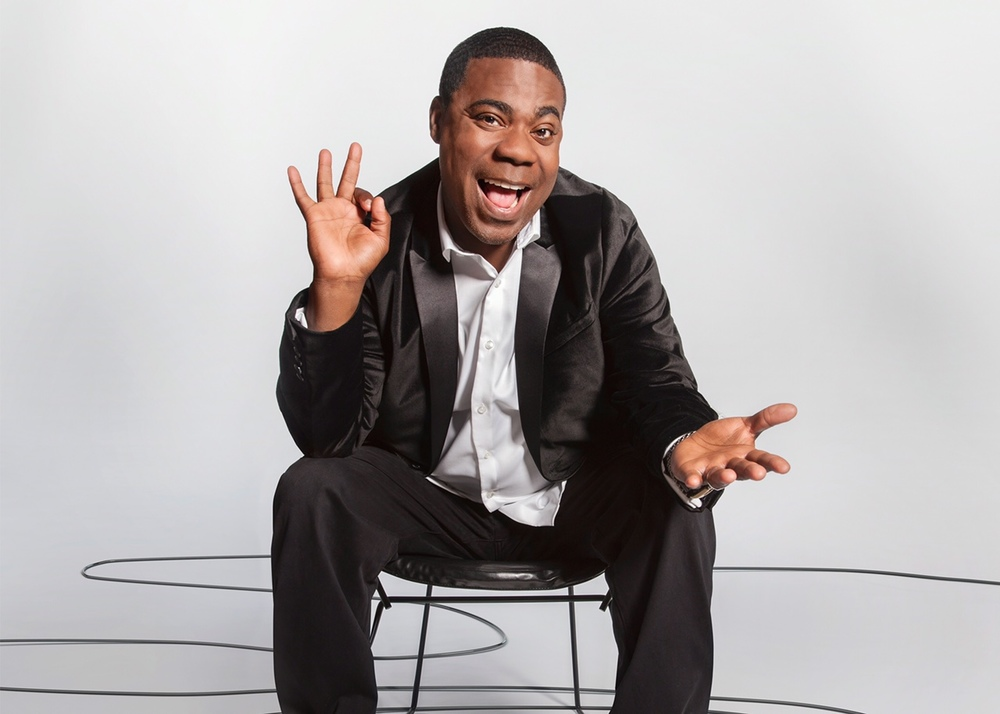 COMEDIAN TRACY MORGAN AT VALLEY FORGE CASINO RESORT ON SATURDAY, OCTOBER 15, 2016