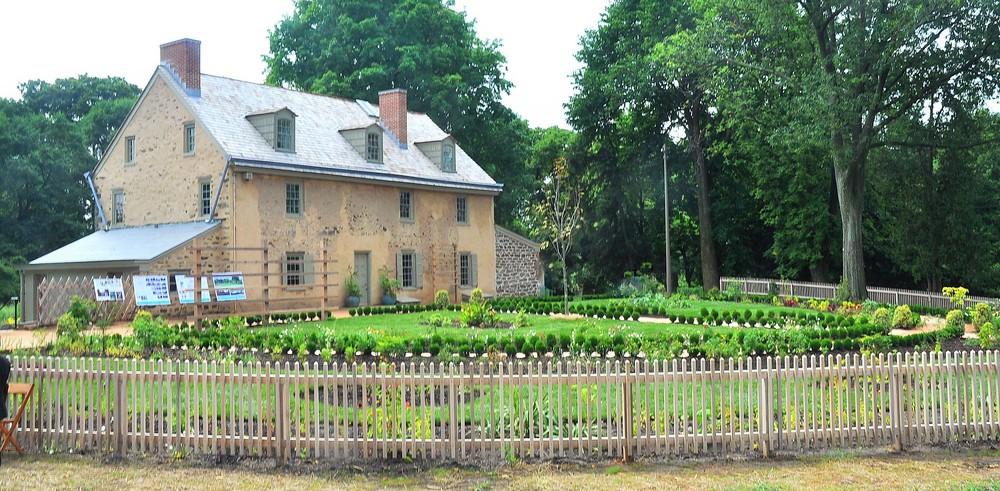 Bartram 39 S Garden Unveils New 19th Century Public Garden Aversa Pr Events Philadelphia