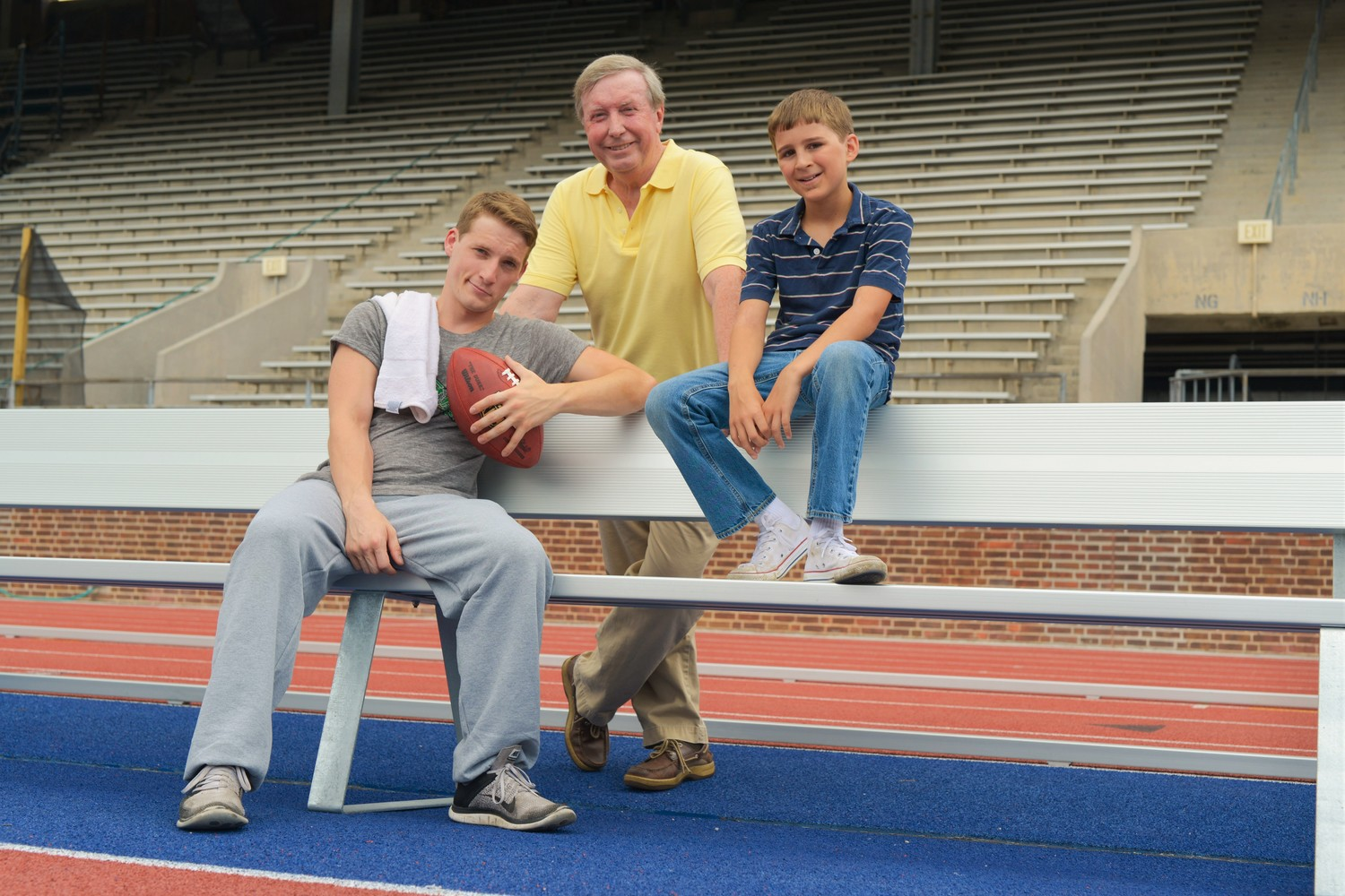 4f57ff1b6 Theatre Exile World Premieres Tommy and Me by Award-Winning Sports Writer  Ray Didinger — Aversa PR   Events