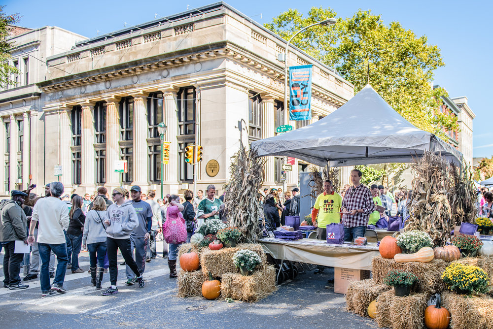 Old City Festival by Old City District Sun Oct 9, 2016