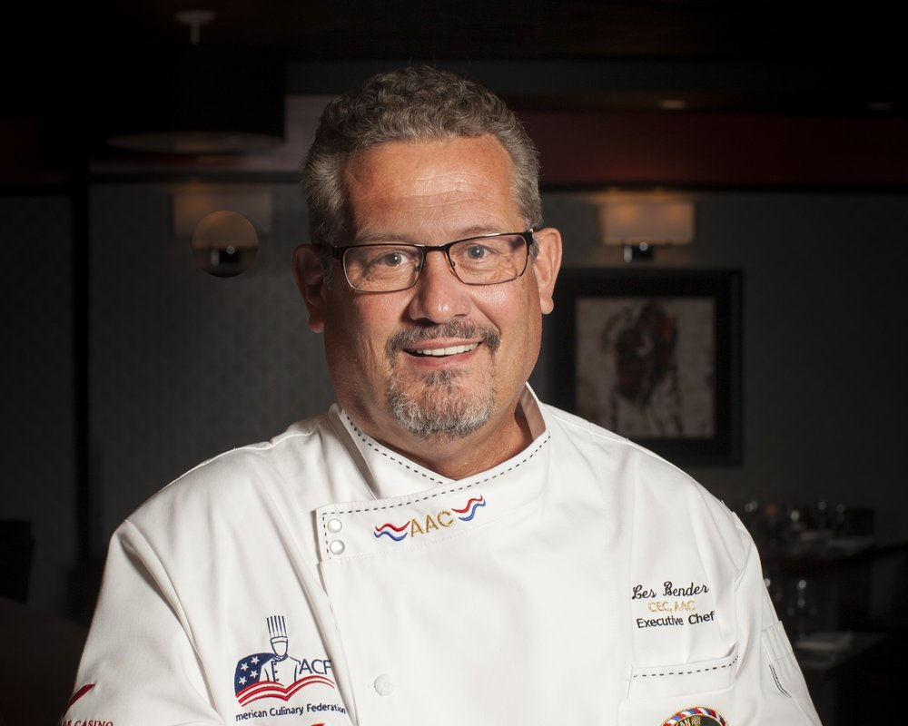 Revolution Chop House, Chef Les Bender, Valley Forge Casino Resort