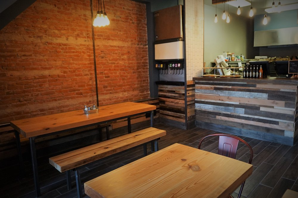 Slice, Slice Fishtown, Pizza, New Location, Grand Opening, Donuts, Organic, Menu Additions