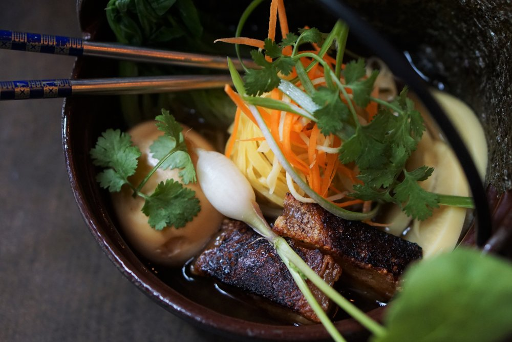 Ramen, Lunch, Fine Palate, Rittenhouse Square