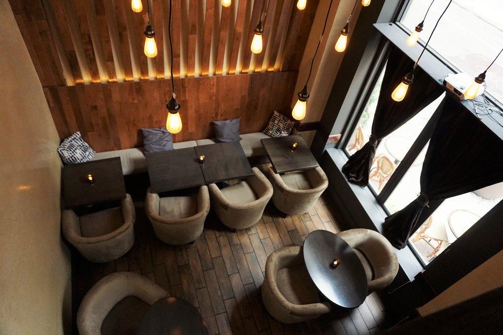 Fine Palate, Lounge