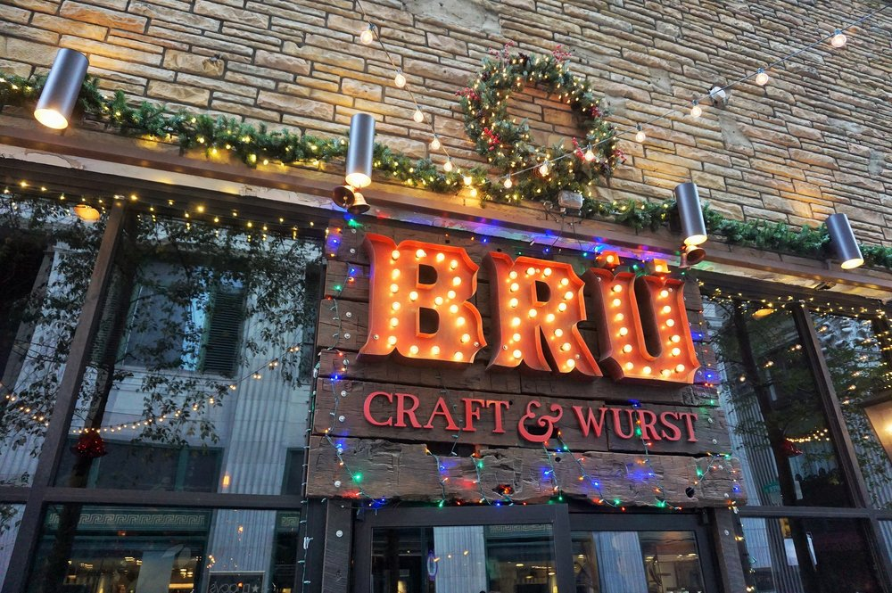 Bru Craft & Wurst, New Year's Eve