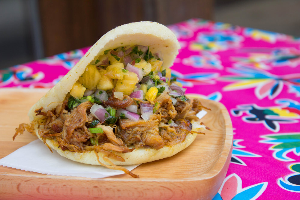 Puyero Venezuelan Flavor, National Arepas Day