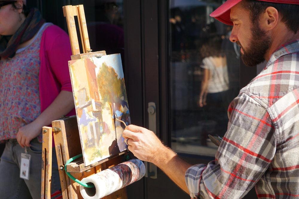 Old City Fest, Artist