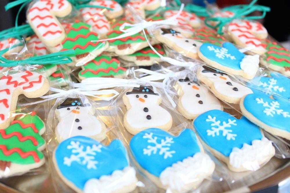 Holiday Sweet Vendor