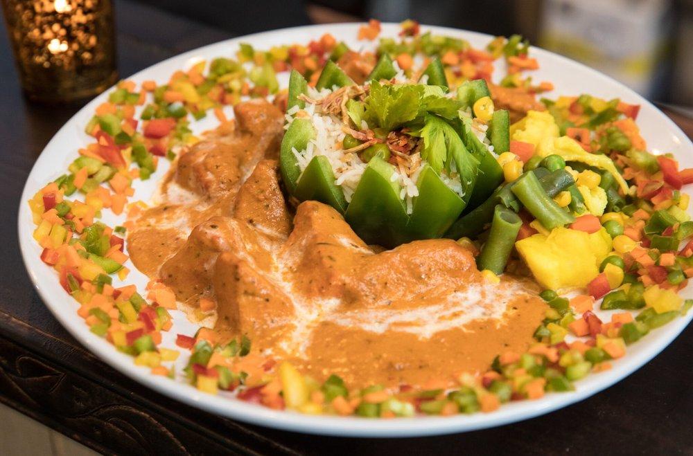 Chicken Tikki Masala
