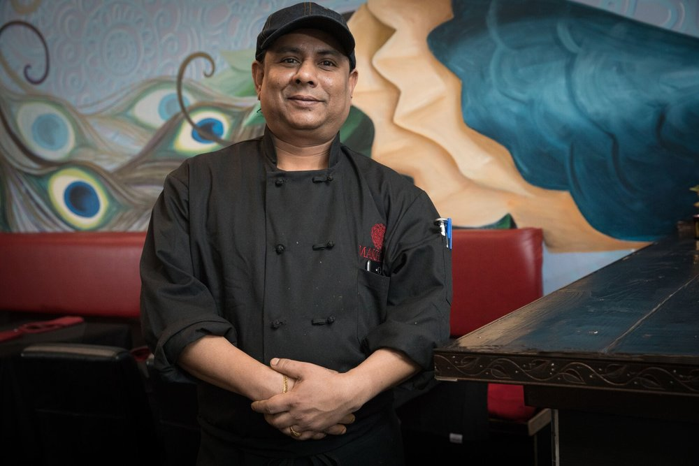 Chef Sanjoy Banik
