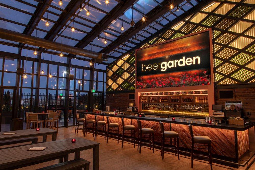 Parx Casino New Beer Garden