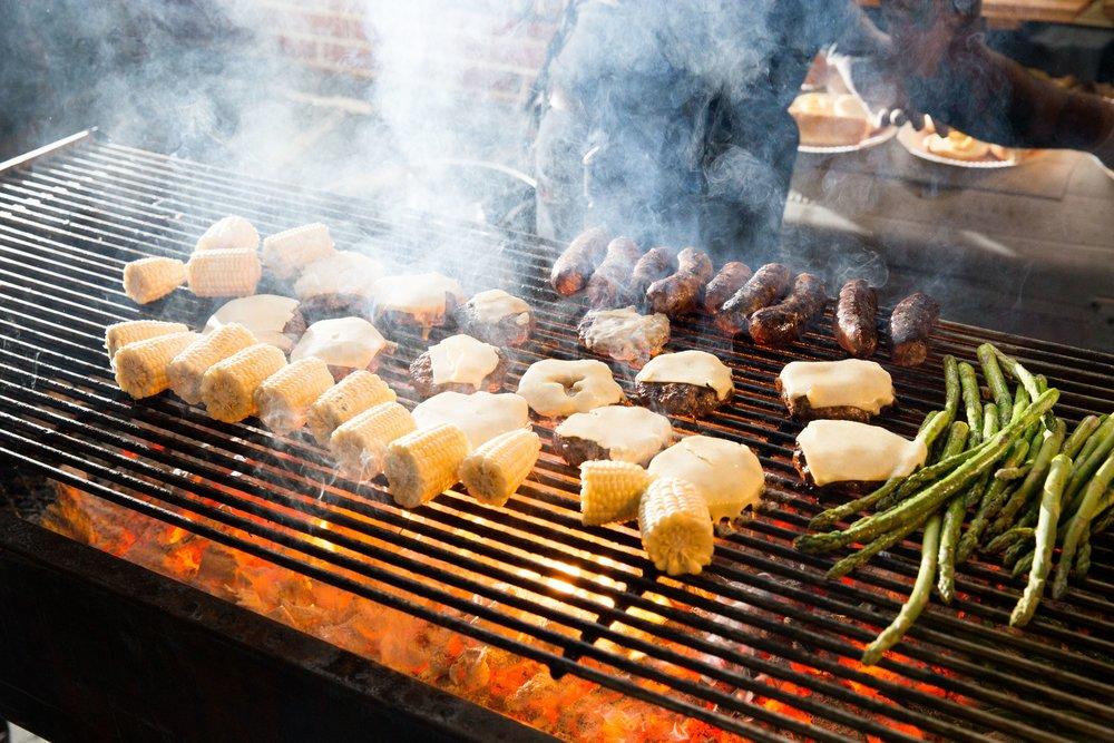 Twisted Tail Grilling Station, Spring Festival 2018