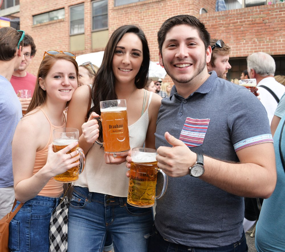 Maifest 2018 Guests