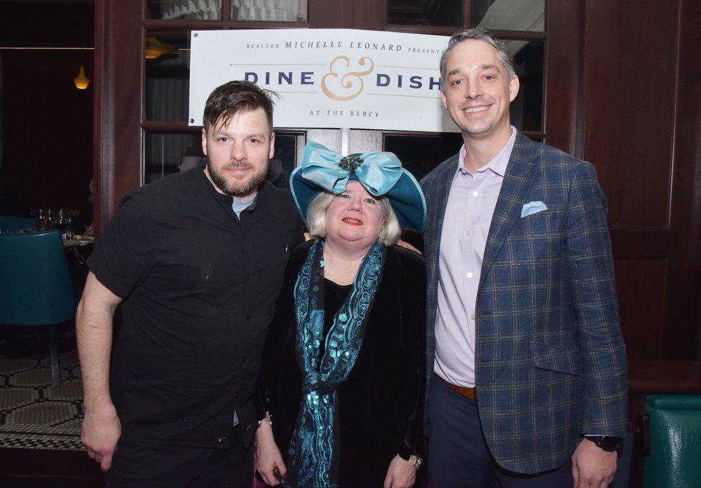 The Bercy Dine & Dish, Michelle Leonard