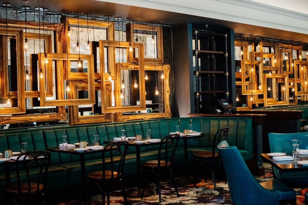 The Bercy Dine & Dish Interior