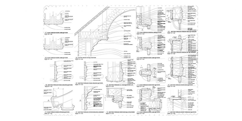 All Images and Drawings property of Andrew Mann Architecture - 2007