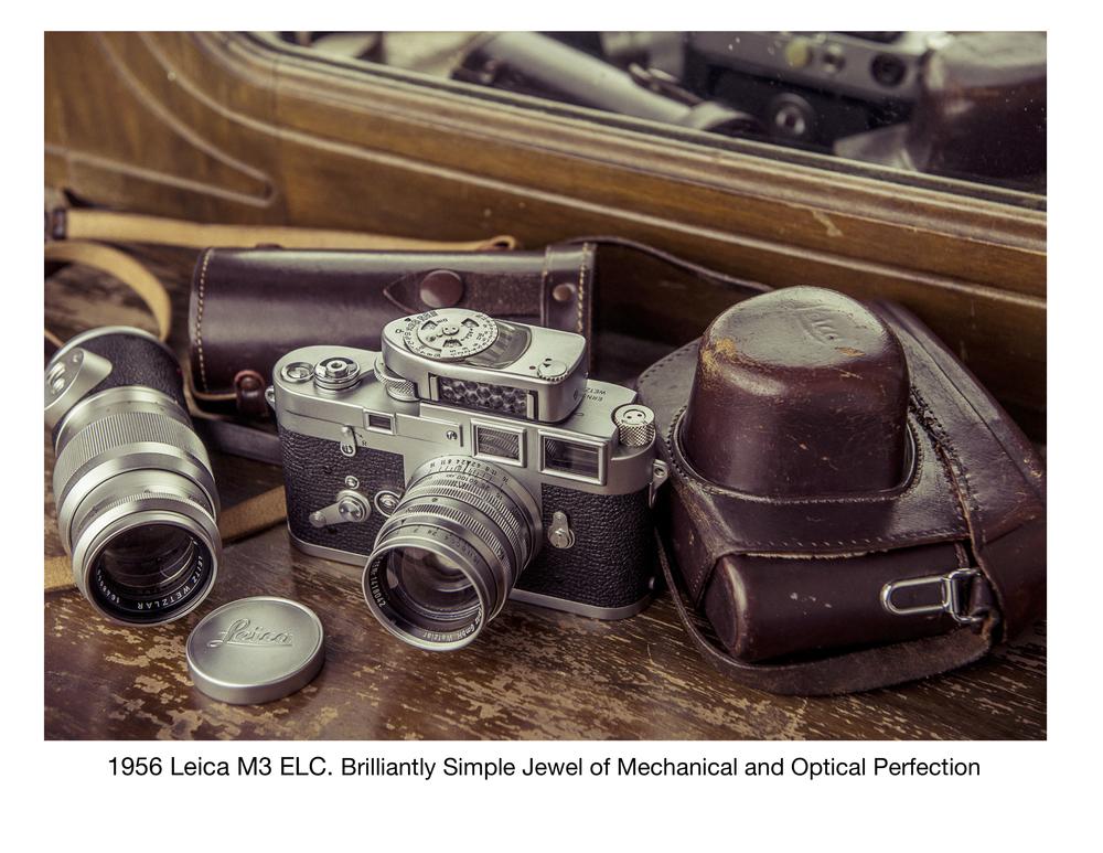 Leica M3 ELC