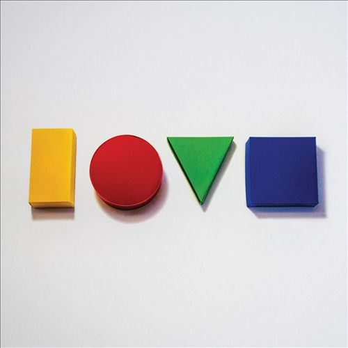 "Jason Mraz, ""Love is a Four Letter Word"""