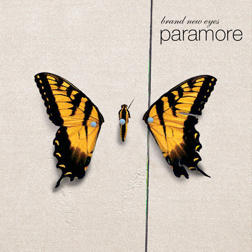 "Paramore, ""Brand New Eyes"""