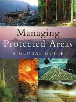 IUCN's 2006 book on managing protected areas.
