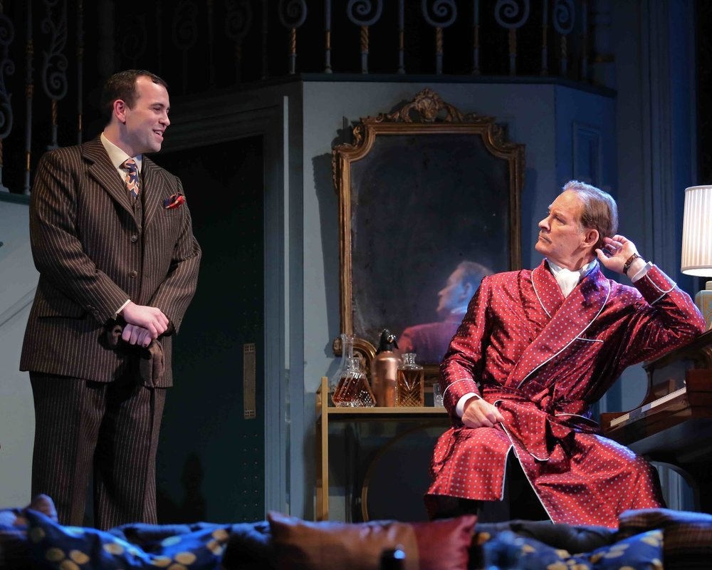"""- """"Bittner displays a cool reserve in his portrayal of the amiably randy Fred""""-The Wrap"""