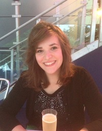 Lizzie Oliphant - Tour Manager, Social Media and PR