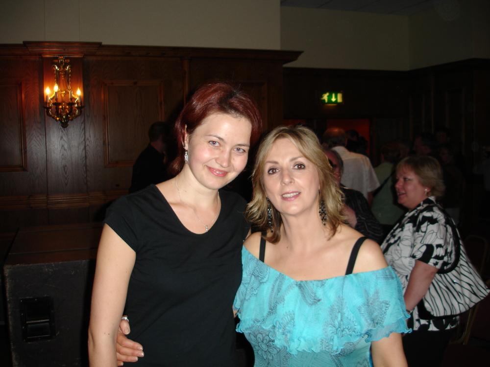 Joanna and Moya Brennan