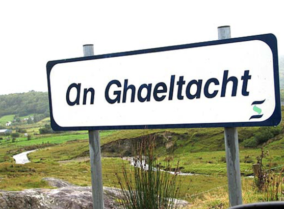 Between our distinctive three parishes we have one of the largest Gaeltachts in Ireland