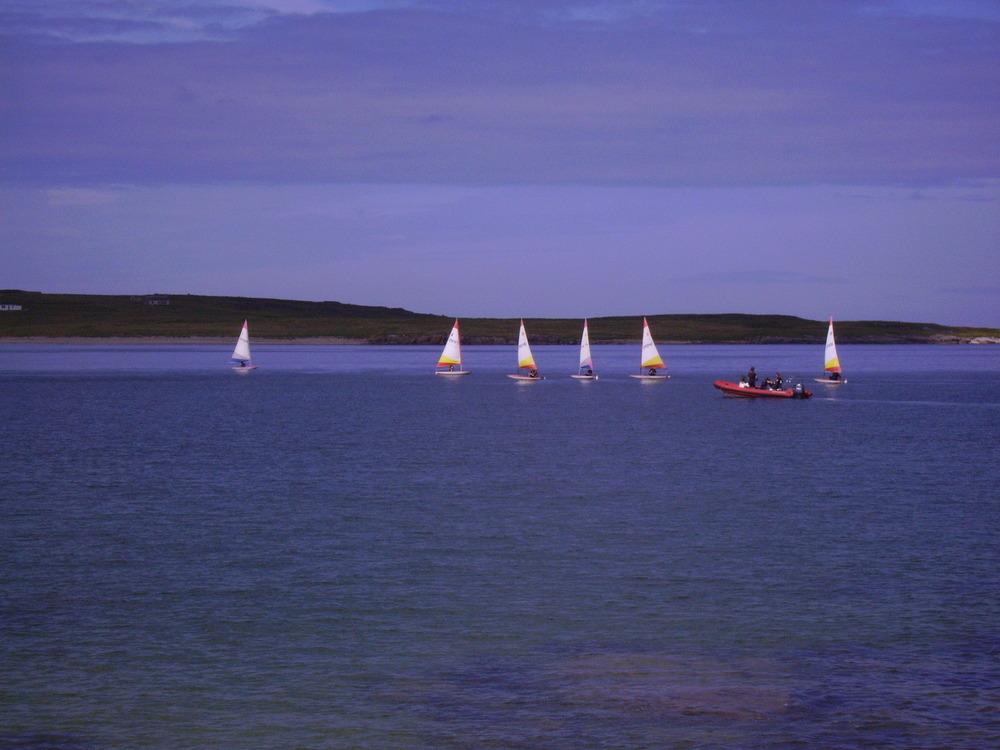 Selkie Sailing our local sailing gurus