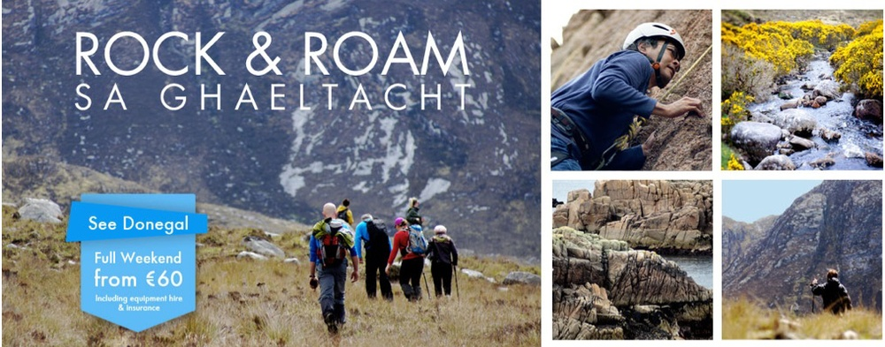 Rock n Roam is available the last weekend of every month, early booking advised