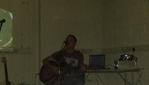 Michael Devlin performing. Great stuff.
