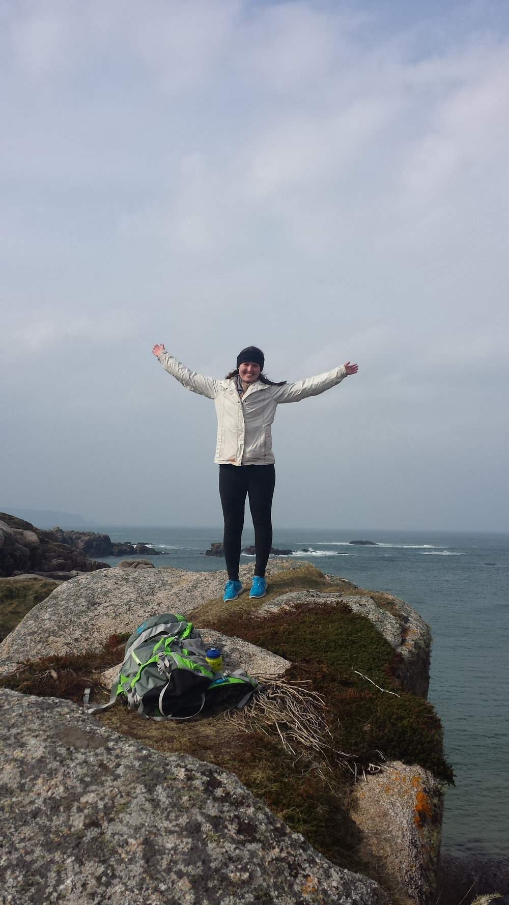 Hi everyone, having a blast in West Donegal!