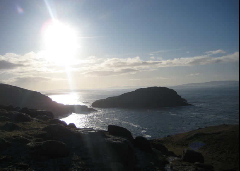 West Donegal.