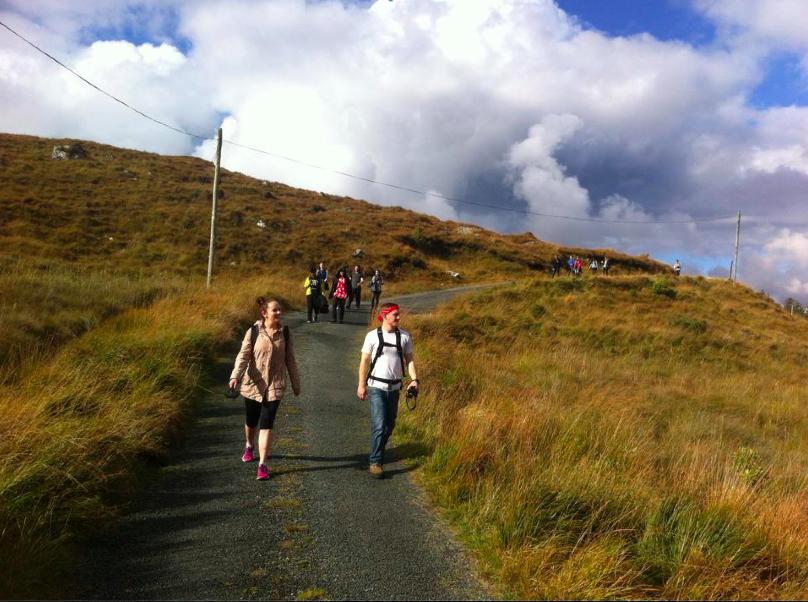 Rambling in Donegal!