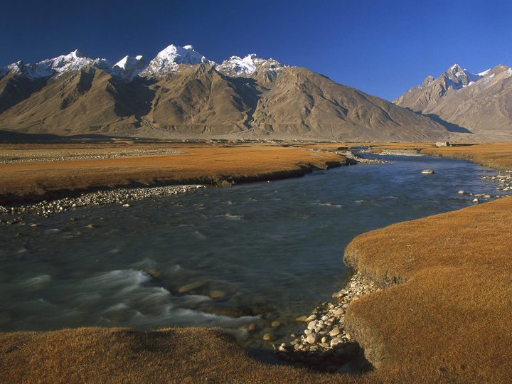 Ladakhi Valley