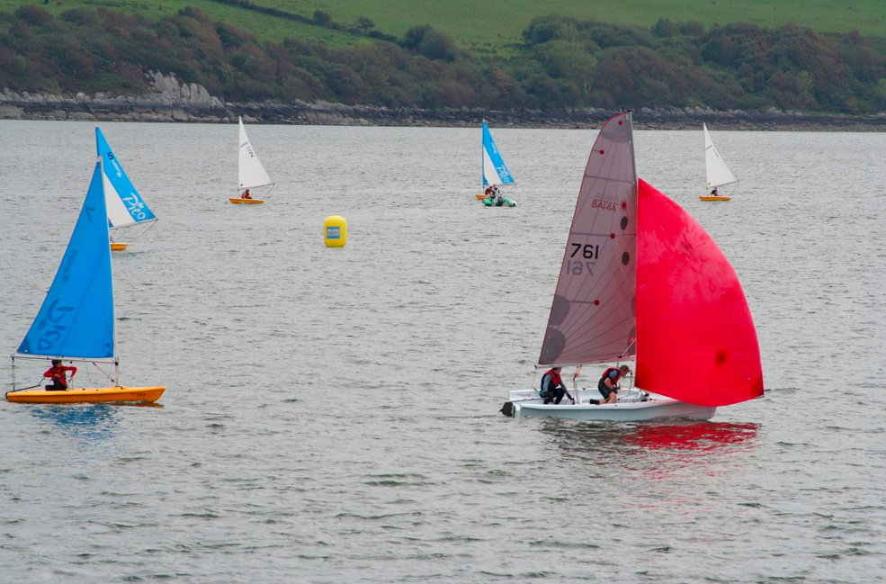 Photo from Rathmullan Sailing club