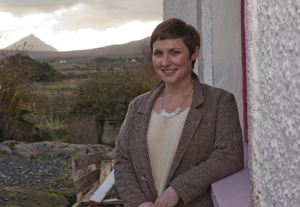 Moira Ní Ghallachóir, founder & CEO of mngTours