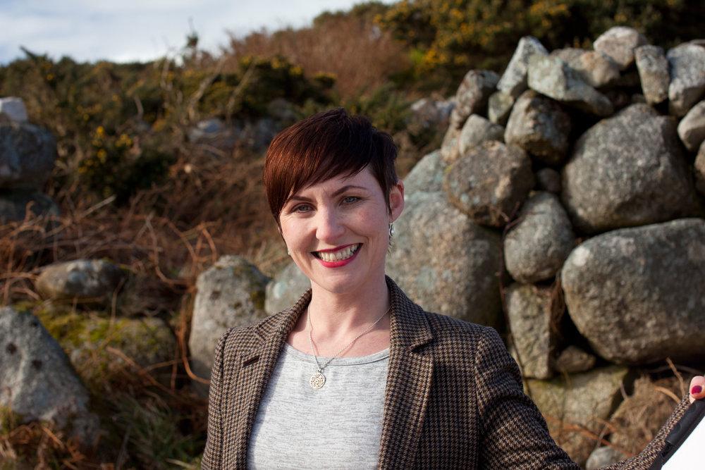 Moira Ní Ghallachóir, CEO mngDonegal