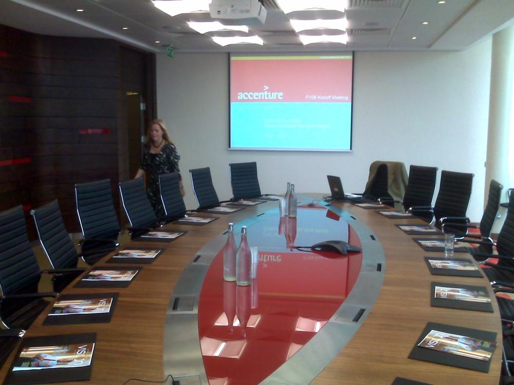 Accenture Boardroom
