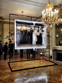 GIVENCHY haute couture presentation, M/M(Paris)& Willy Wanderperre