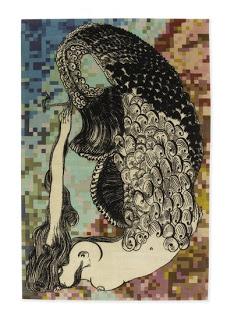The Carpetalogue, page 2: Siren