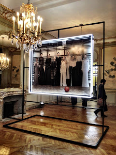 GIVENCHY haute couture presentation, 2012, M/M(Paris)& Willy Wanderperre
