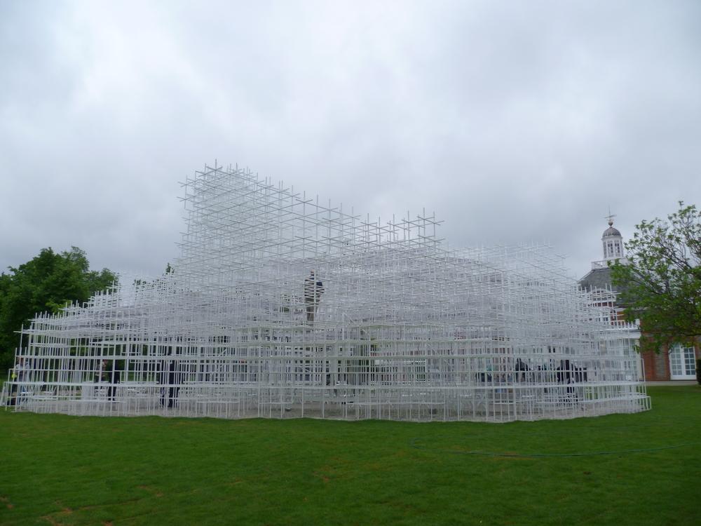 Sou Fujimoto/ Serpentine Pavilion