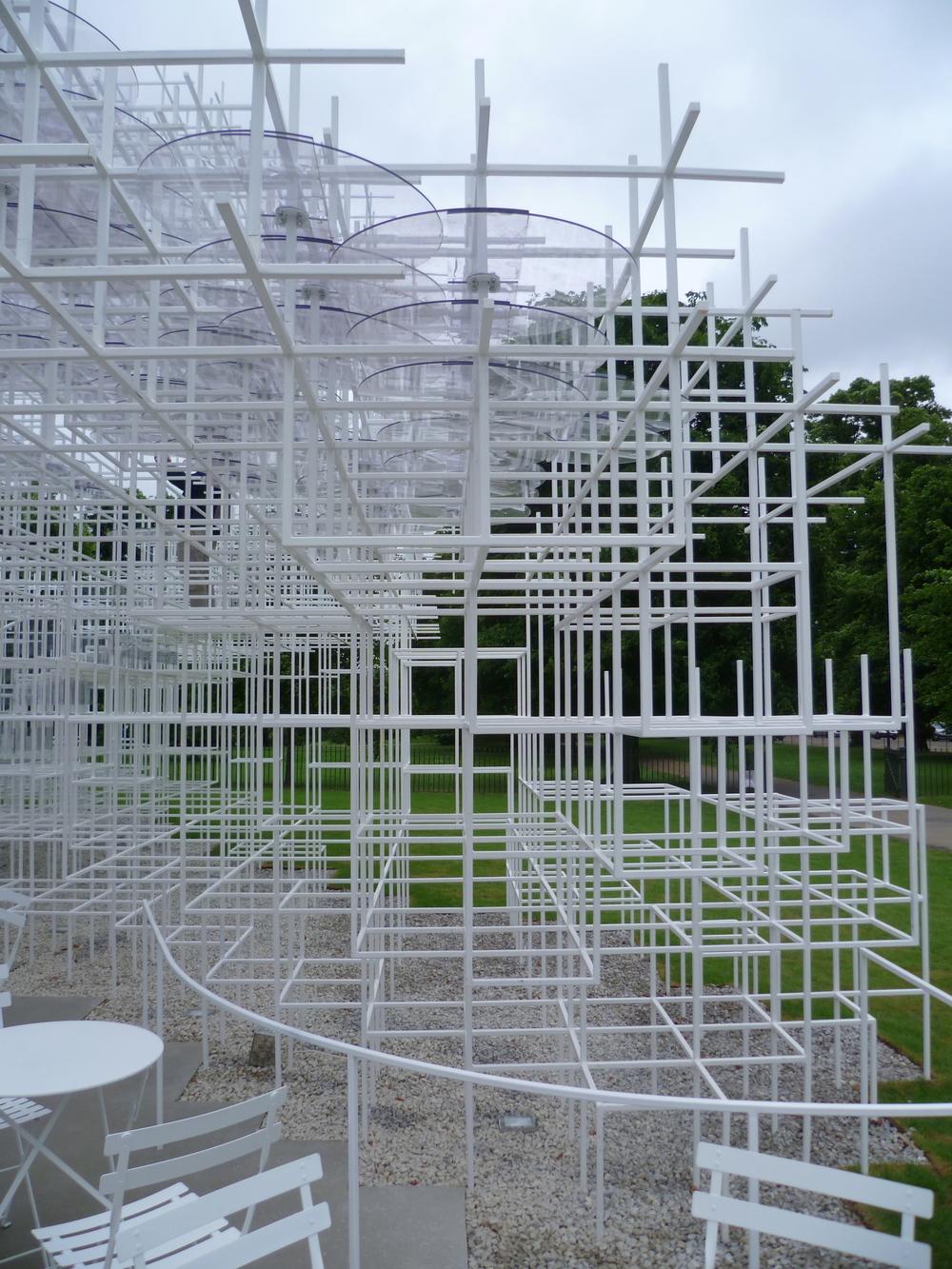 Sou Fujimoto / Serpentine Pavilion