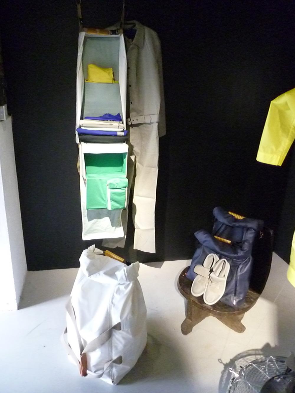 Tom Dixon/ Adidas at the Dock
