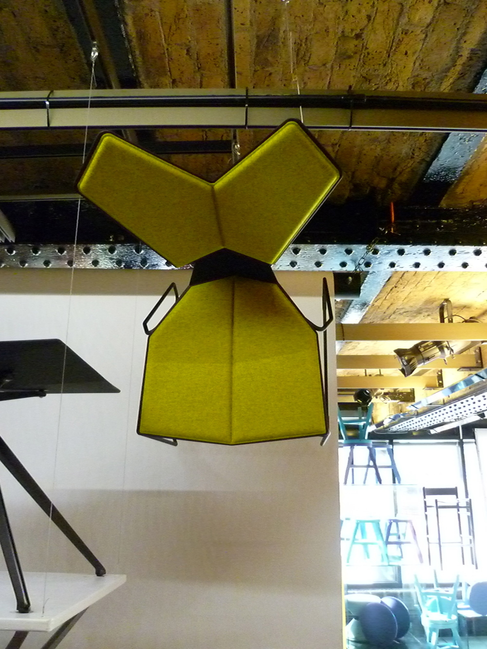 The Y chair / Tom Dixon