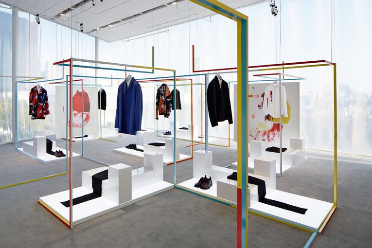 Dior Homme / M/M Paris