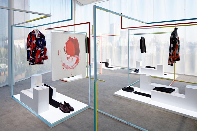 Dior Homme / M/M Paris / © nacása & partners